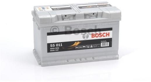 BOSCH S5 0092S50110 85Ah