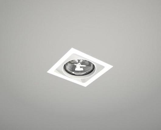 Shilo : Oprawa wpuszczana MUKO 311 Czarna (GU10) 311/GU10/CZ