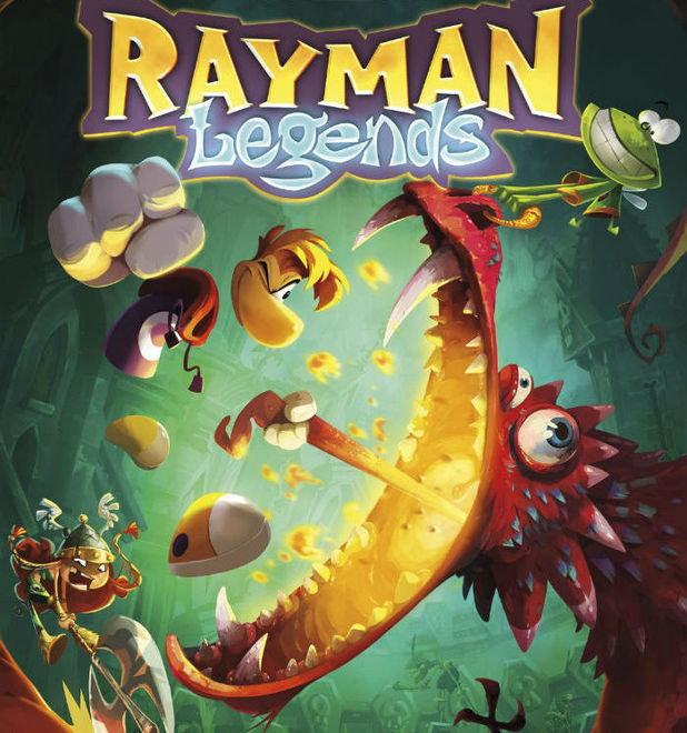 Rayman Legends PC