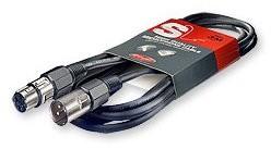Stagg SMC15 kabel do mikrofonu (XLR na XLR, 15m) SMC15