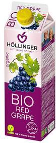 Hollinger Sok z czerwonych winogron 1 l -