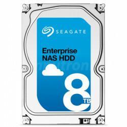 Seagate Dysk Enterprise NAS HDD, 3.5, 8TB, SATA/600, 7200RPM, 256MB cache ST8000
