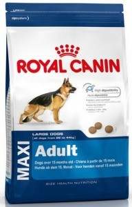 Opinie o Royal Canin Maxi Adult 15 kg