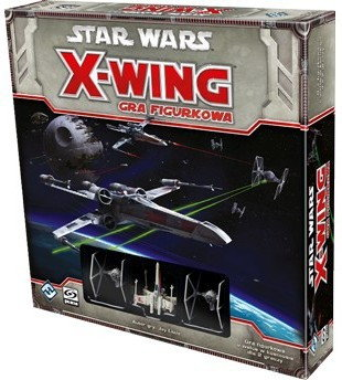 Galakta Star Wars X-Wing: Gra figurkowa