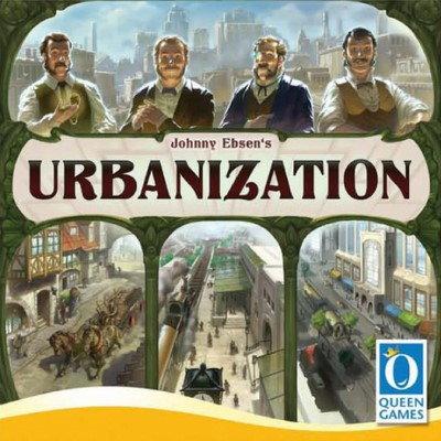 Queen Games Urbanization