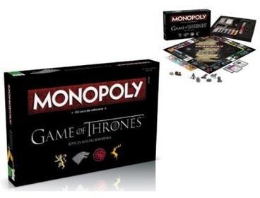 Hasbro Monopoly Gra o Tron GWM-8