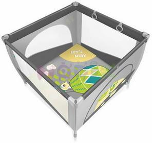 Baby Design kojce dziecięcy Play Up (szary) ! Play Up 07