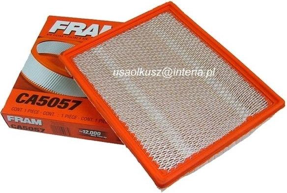 FRAM Filtr powietrza Ford Mustang 5,0 V8