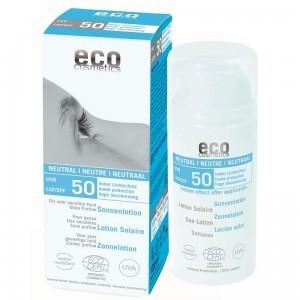 Eco Cosmetics Emulsja na słońce SPF 50 Neutral Eco Cosmetics 100 ml ECOCOS8