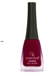 Golden Rose Matte Nail Lacquer matowy lakier do paznokci 4 11,5ml