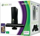 Microsoft Xbox 360 500GB + Kinect