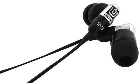 Unitra SD-10 Czarno-srebrny