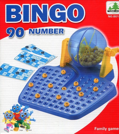 Lean Bingo