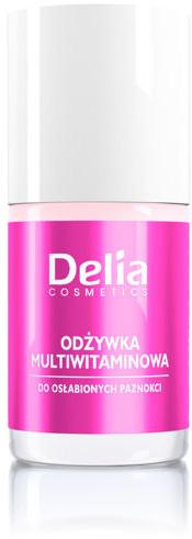 Delia Cosmetics Odżywka do paznokci multiwitaminowa 11ml