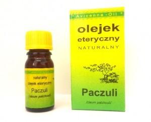 Avicenna Oil Naturalny olejek eteryczny paczuli 7ml Avicenna Oil 1676