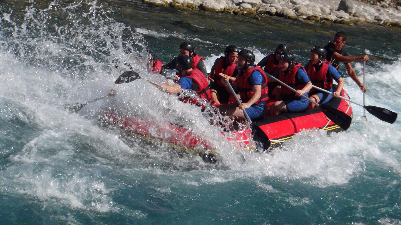 Canoe Rafting po Dunajcu- trasa adrenalina