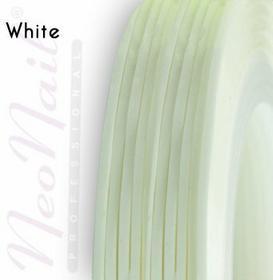 Neonail Tasiemka samoprzylepna - biała