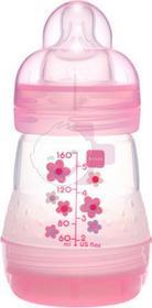 Mam Baby butelka antykolkowa Anti-Colic 160 ml (sm 0+) - RÓŻOWA