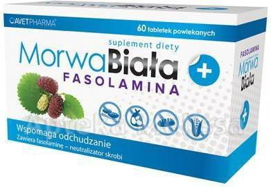 Avet Pharma MORWA BIAŁA FASOLAMINA 60 szt.