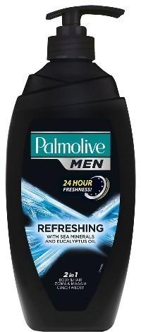 Palmolive COLGATE Żel pod prysznic Men Refreshing 750ml
