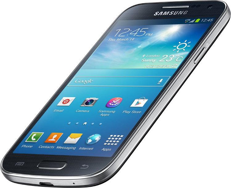 Samsung Galaxy S4 Mini I9195 Czarny