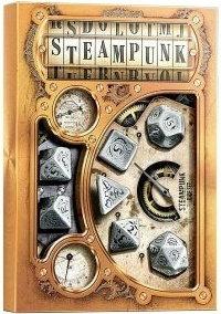 Q-Workshop Komplet Steampunk Metalowy