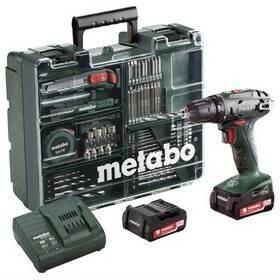 Metabo BS 14,4 Set MD