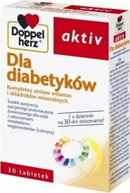 Queisser Pharma Doppelherz Aktiv Dla Diabetyków 30 szt.