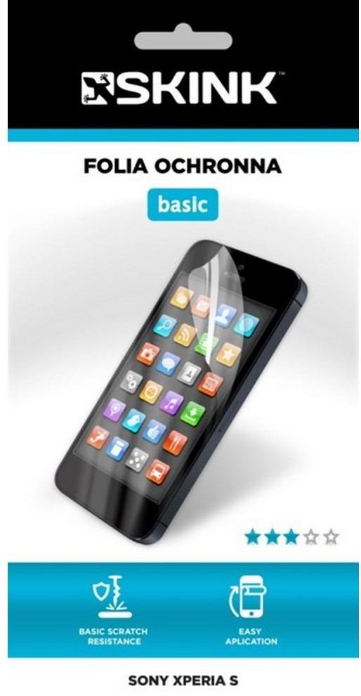 Skink Folia ochronna do iPHONE 4/4S 2 zestawy) Przód i Tył BASIC