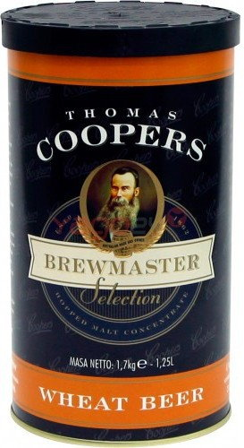 Opinie o Coopers Brewkit nachmielony 1,7kg Wheat Beer