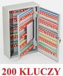 Opinie o ProfiOffice Szafka na klucze - 200 haczyków niemieckiej marki OfficeForce 20088