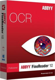 Abbyy FineReader 12 Professional Edition - Nowa licencja