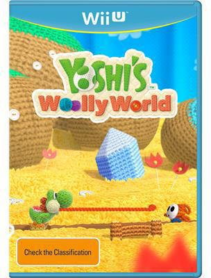 Opinie o Yoshis Woolly World WiiU