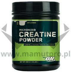 Optimum Creatine Powder - 600g