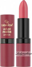 Golden Rose Velvet Matte 24