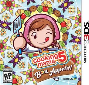 Cooking Mama: Bon Appetit 3DS
