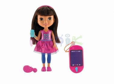 Fisher Price Dora mówiąca ze smartfonem BHT48