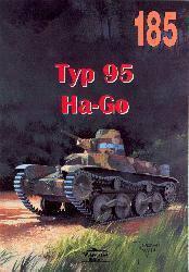 I. Moszczanski TYP 95 HA-GO MILITARIA 185