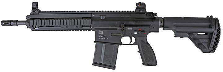 Umarex Karabin szturmowy GBB HK417 D (2.5985X) G