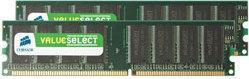 Corsair 2 GB VS2GBKIT533D2