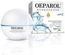 OEPAROL HYDROSENSE Odżywczy krem nawilżający skóra sucha 50 ml