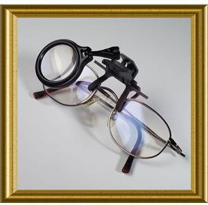 Opinie o Leuchtturm Lupa na okulary x5 -