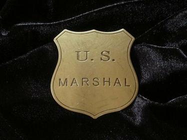 Denix ZŁOTA ODZNAKA SZERYFA U.S. MARSHAL