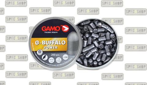Gamo Śrut G-Buffalo Power - 200 szt. - 4,5 mm - 6322824