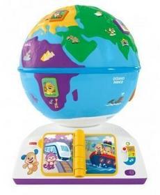 Fisher Price Fisher Price Edukacyjny Globus Odkrywcy DRJ85