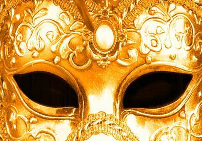 Bimago Obraz Wenecja - karnawał 50504