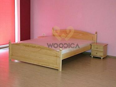 Woodica Łóżko Krzyś 120x200