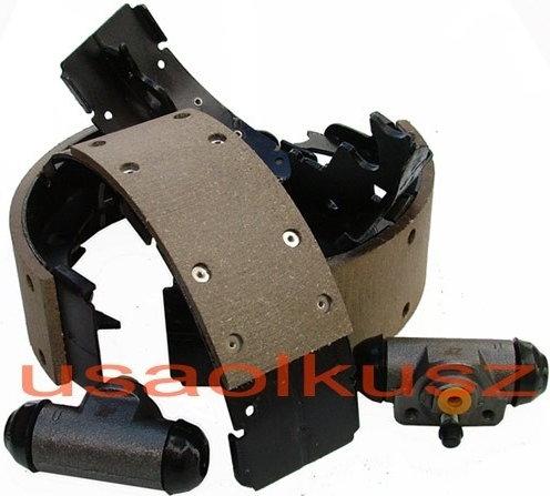 ATLAS Szczęki oraz cylinderki hamulcowe Jeep Wrangler 9