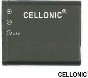Cellonic Cellonic NP-110 Bateria do Casio Exilim EX-ZR20 / EX-Z3000 / EX-ZR15