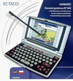 Ectaco Partner EP800